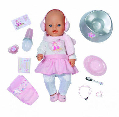 Baby Born Winter Edition Doll By Baby Born Shop Online