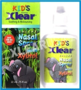 Kid's Xlear Saline Nasal Spray - 22mL