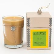 Votivo Bright Leaf Tobacco Aromatic Candle