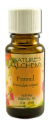 Nature's Alchemy Essential Oil, Fennel, 15ml