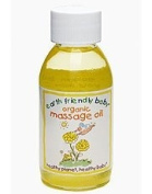 Earth Friendly Baby - Organic Massage Oil 100ml