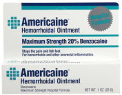 Americaine Hemorrhoidal Ointment Maximum Strength -- 30ml