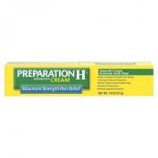 Preparation H Preparation H Hemorrhoidal Cream Maximum Strength Pain Releief