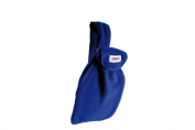 Warm Tradition Body Warmer Strap Pack Hot Water Bottle in Blue - Made in Germany