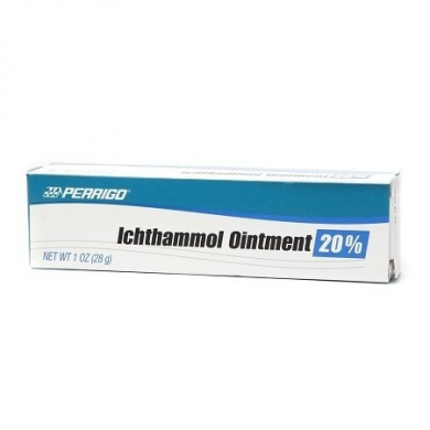 070030149659 UPC Perrigo Ichthammol Ointment 20%, 1 Oz