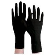 Product Club Gloves Black Disposable -Small