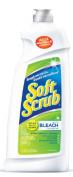 Soft Scrub with Bleach Cleanser, 710ml