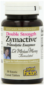 Natural Factors Double Strength Zymactive Proteolytic Enzymes
