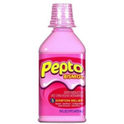 Pepto-Bismol Upset Stomach Reliever/Antidiarrheal-Original Flavour 470ml