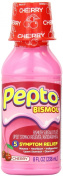 Pepto-Bismol Liquid, Cherry, 8-Fluid Ounce Bottles