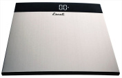 Escali - Bathroom Scale Extra Large S200 Stainless Steel