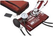 Pro's Combo 768/641 Kit, Adult, Red