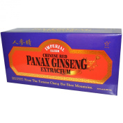 IMPERIAL ELIXIR GINSENG Chinese Red Panax Ginseng Extractum - Vials 30 VIAL