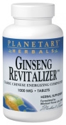 Planetary Herbals Ginseng Revitalizer, 180 Tabs