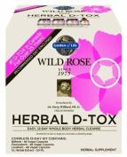 Wild Rose D-Tox Kit Brand