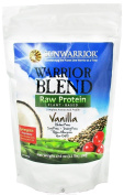 Sun Warrior - Warrior Blend Raw Protein Vanilla - 520ml