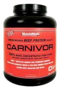 MuscleMeds - Carnivor Bioengineered Beef Protein Isolate Cherry Vanilla - 4.32 lbs.