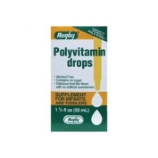 POLY-VIT DROPS *RUG Size