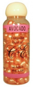Cosmo Selection Avocado Vitamin Facial Oil 60 Softgels