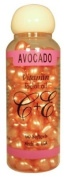 Cosmo Selection Avocado Vitamin Facial Oil 60 Softgels