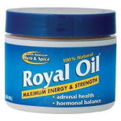 North American Herb & Spice Royal Oil - 60ml - Liquid