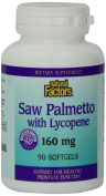 Natural Factors Saw Palmetto Extract with Lycopene
