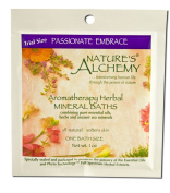 Nature's Alchemy Aromatherapy Bath Passionate Embrace, 30ml