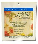 Nature'S Alchemy Breathe Deep Each Aromatherapy Mineral Baths
