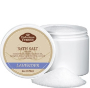 Lavender Therapeuic Mineral Bath Salt - 150ml Made with Pure Essential Oils