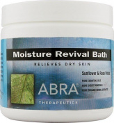 Abra Therapeutics Moisture Revival Bath, Sunflower & Rose Petals, 500ml