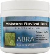 Abra Therapeutics Moisture Revival Bath, Sunflower & Rose Petals, 500ml