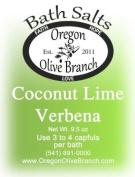 Coconut Lime Verbena Salts 9.5 Net Wt. Oz.