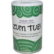 Zum Tub Shea Butter Bath Salts Lavender-Mint -- 350ml