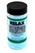 Eucalyptus Mint Aromatherapy Bath Salts -17 Oz- Natural Minerals for Soaking Aches, Pains & Stress Relief for Spa, Bath