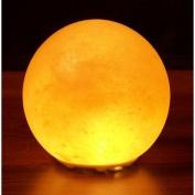 Aloha Bay 7.6cm USB Planet Salt Lamp Himalayan Salt Lamps