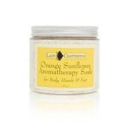 Lady Chatterton Orange Sunflower Aromatherapy Soak 470ml