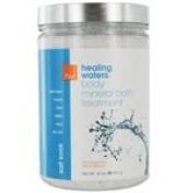 Aromafloria Healing Waters Body Mineral Bath Treatment Salt Soak Bath Minerals And Salts