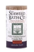 Seaweed Bath Co. - Wildly Natural Seaweed Powder Bath with Argan Oil and Kukui Oil Lavender Scent 500ml