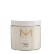 Niven Morgan Gold Floral Amber Bath Soak, 22 fl.oz/633ml.