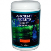 Ancient Secrets Aromatherapy Dead Sea Mineral Baths Unscented - 2 lbs Ancient Secrets Aromatherapy