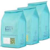 Dead Sea Mineral Bath Salt Variety 3 Pack