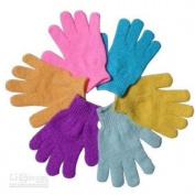 MayaBeauty Exfoliating Bath Gloves