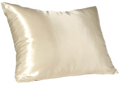 Hidden Zipper Satin Pillowcase, Choice Of Different Colour's And Size's