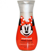Method Moisturising Body Wash - Kids, Strawberry, 530ml