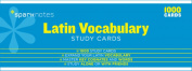 Latin vocabulary