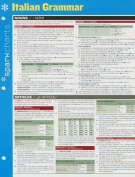 Italian Grammar Sparkcharts