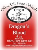 Dragon's Blood Olive Oil Foam Wash 8 oz. (260Ml) Pump