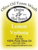 Lemon Verbena Olive Oil Foam Wash 8 Oz. (260ml) Pump