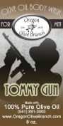 Tommy Gun Olive Oil Face & Body Wash 8 Oz. (240 Ml) Disc Top