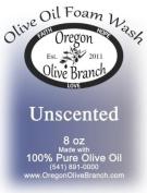 Unscented Olive Oil Foam Wash 8 Oz. (260ml) Pump